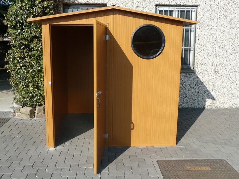 Box da giardino vastema - Box bici da giardino ...